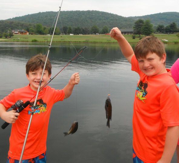 Fishing Summer 2013