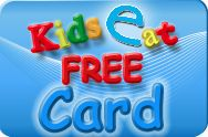 Groupon:  Kids Eat FREE Cards ~ $9 for 90 Days!  Ends 8/14 {Orlando FL Area}