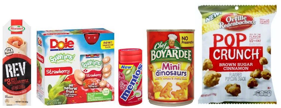 'ems, Chef Boyardee & Orville Popcorn right TODAY ONLY at Publix