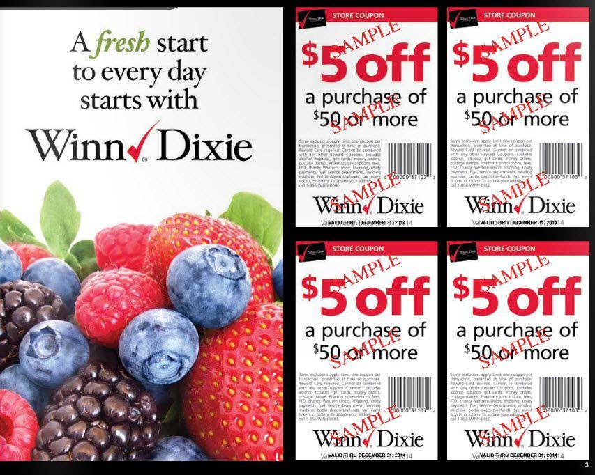 Discount coupon books