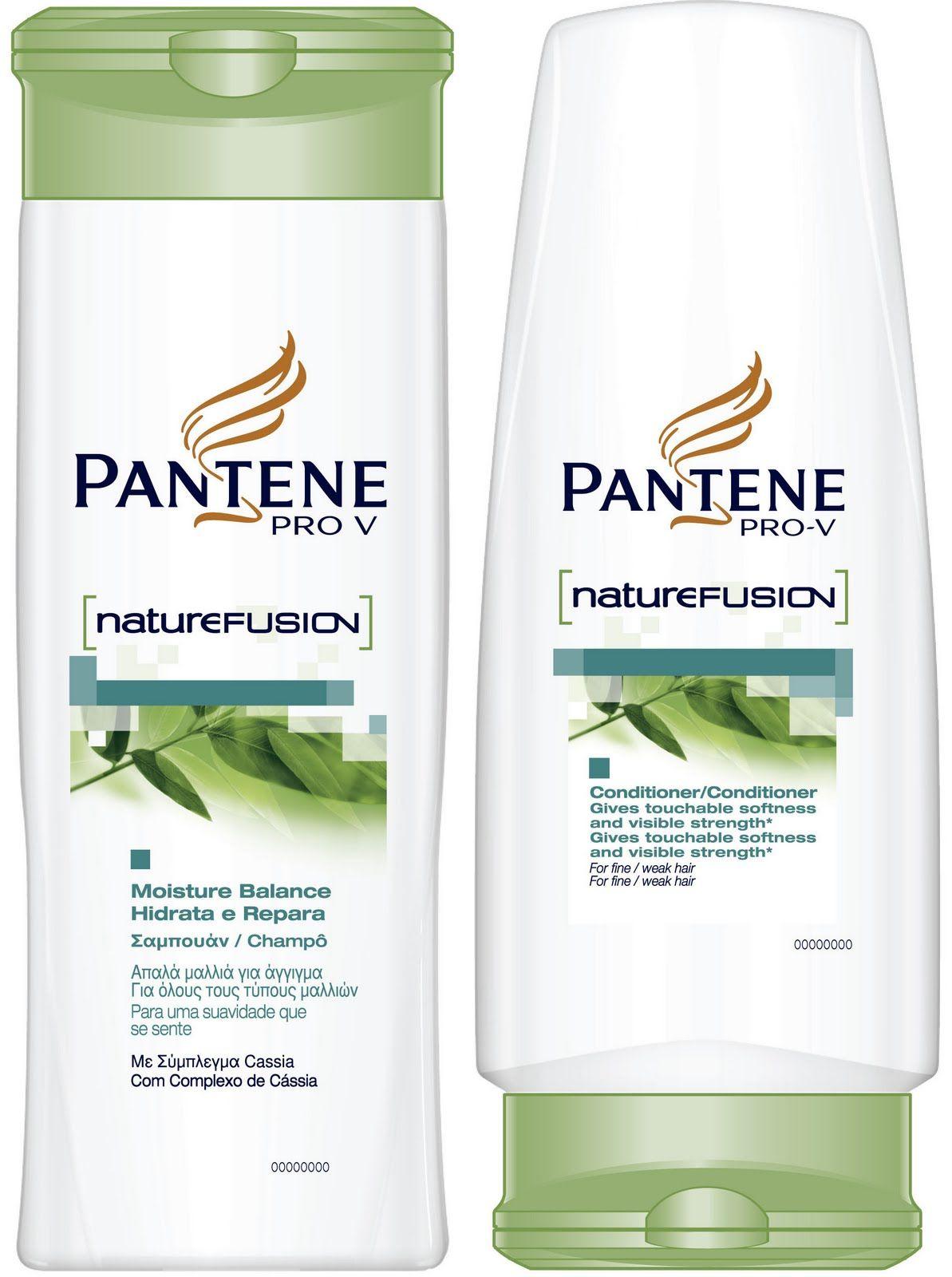 Green Pantene