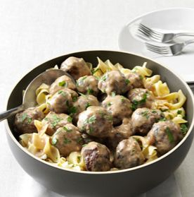Mom's Swedish Meatballs Recipe