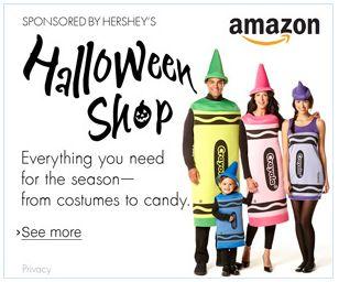amazon halloween shop