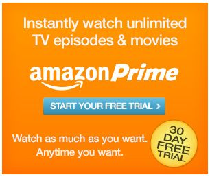 FREE Trial of Amazon Prime: Get FREE 2 Day Shipping & FREE Instant Movies