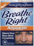 FREE Breathe Right Nasal Strips This Week at Dollar Tree!