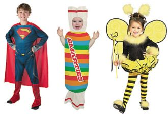 Save on Halloween Costumes, Accessories and More at Oriental Trading!