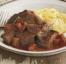 Paula Deen's Pot Roast Recipe