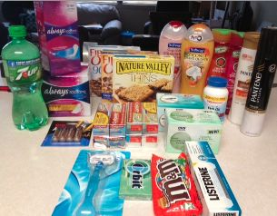 A True Couponing Testimonial from Amanda B.! (She saved 70% and included a photo!)