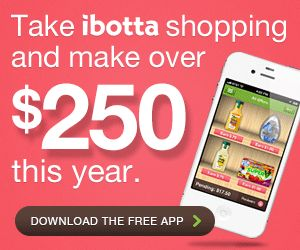 Ibotta App Review ~ The Rebate without the Stamp!