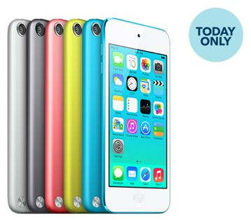 Best Buy 4-Day Sale!  iPod Touch 32GB Only $249 + FREE Shipping!  TODAY ONLY!