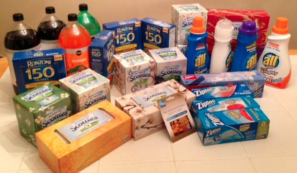 A True Couponing Testimonial from Beth W.!