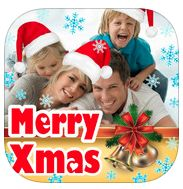 Christmas App of the Day: Photo Frames for Christmas