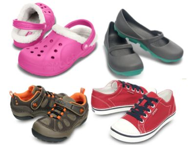 Adults 2 for $40 and Kids 2 for $30 on Select Styles at Crocs.com!  Ends 12/6