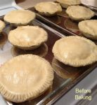 Pies Before Baking