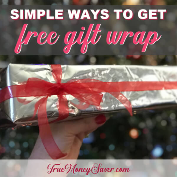 7 Simple Ways To Get Impressive Gift Wrap For Free