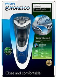 Walmart Value of the Day (12/16/13):  Philips Norelco PowerTouch Electric Razor – $29.97