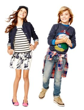 Save 30%-40% at Gap.com with Discount Code ~ ONLINE ONLY!  Ends 1/4
