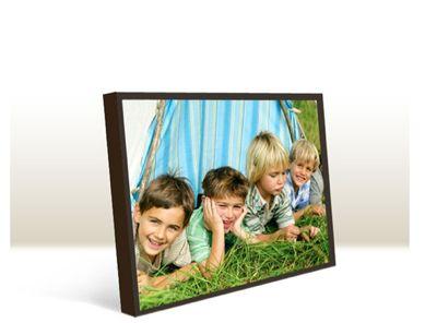 Custom 8×10 Framed Canvas only $6.99!