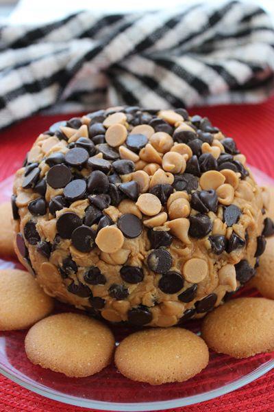 Peanut-Butter-Cheeseball
