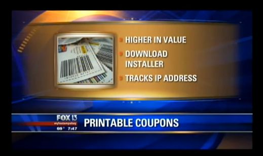 Video: Printable Coupons