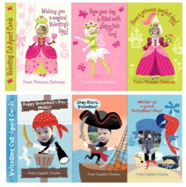 Walgreens Photo Classroom Valentine's Day Cards!