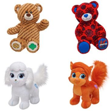 Build a Bear Save Three Ways + FREE Shipping!