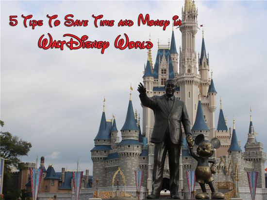 Top 5 Tips to Save Money at Disney World {Guest Post}