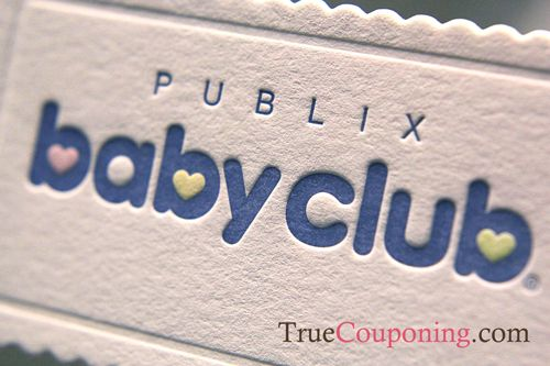 🍼Publix Baby Club – Coupons, Advice and FREEbies