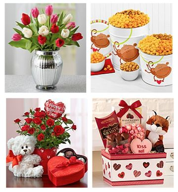 Valentine's Day Gifts ~ 20% Off at 1800Flowers!
