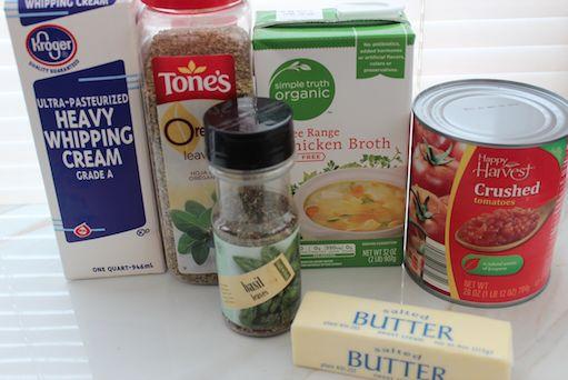 Tomato Soup Ingredients 2-19