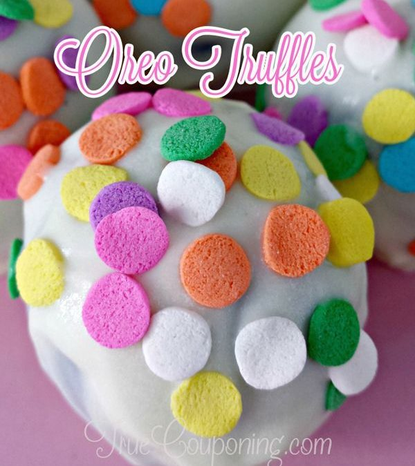 Betcha Can't Eat Just One OREO TRUFFLE!