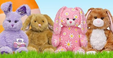 Build A Bear Sale ~ Save $10/$50 + FREE Egg Decorating Kit!