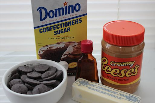 Peanut Butter Eggs Ingredients 4-7