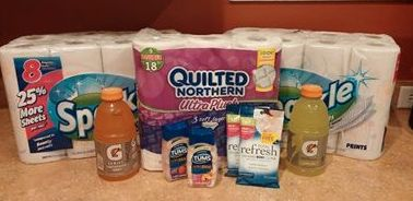 A True Couponing Testimonial from Andrea P.!