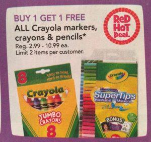 Toys R Us Crayola