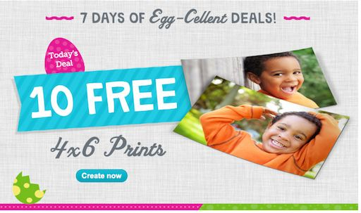Walgreens Photo Deals ~ 10 FREE Prints  TODAY ONLY 4/3