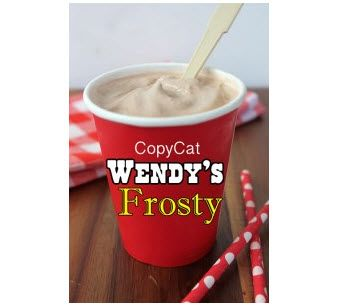 (CopyCat) Wendy's Frosty