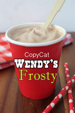 Wendy's Frosty words