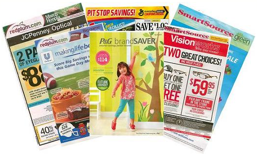 FLASH GIVEAWAY: Enter to Win 54 Whole Coupon Inserts {Yes, FIFTY-FOUR Inserts! For TWO Winners!}