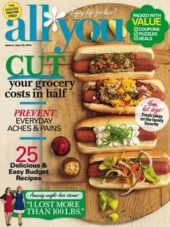 All You Magazine June 2014