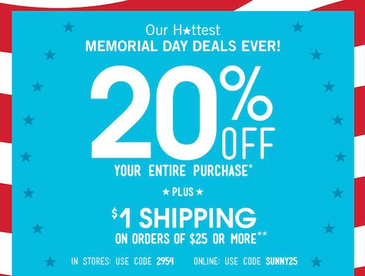 Bath and Body Works Printable Coupon – Save 20% Off Entire Purchase!