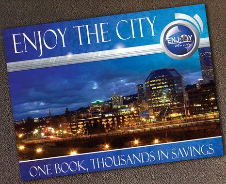 Enjoy the City Coupon Book Deal!