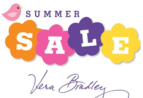Vera Bradley Sale ~ Save 30% on Select Colors & Styles!  Ends 6/11