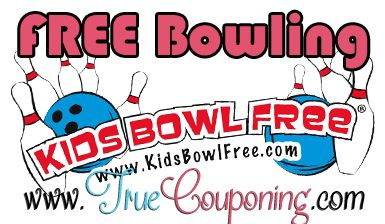 FREE Bowling All Summer