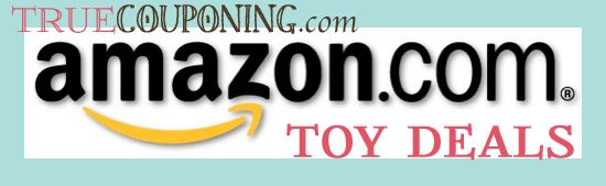 10 Amazon Toy Deals ~ Little Mommy, Fisher Price, Barbie & More