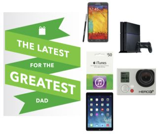 Father's Day Gift Ideas from Best Buy!