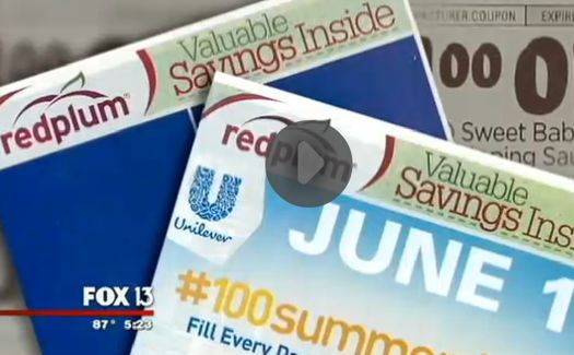 UPDATE: RedPlum Coupon Inserts NOT Coming Back To Tampa Newspapers July 27, 2014