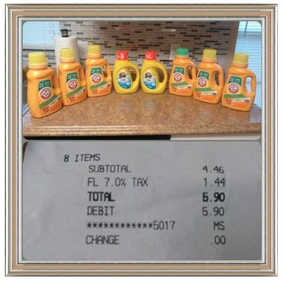 A True Couponing Testimonial from Jennifer P.!