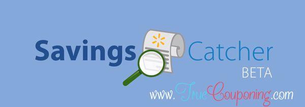 Walmart Savings Catcher Automatic Price Comparison ~ Available Now!