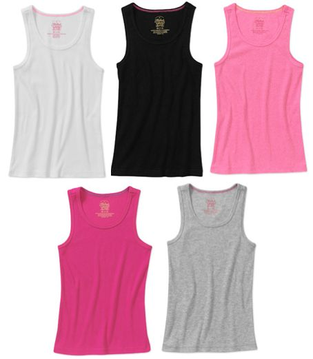 **HOT DEAL**  Girls Tank Top $2 at Walmart!